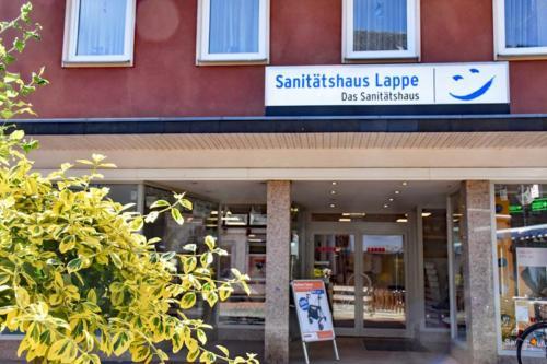 Sanitätshaus Lappe - Arbeitgeber mit Profil